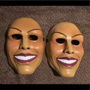 Purge Halloween Masks